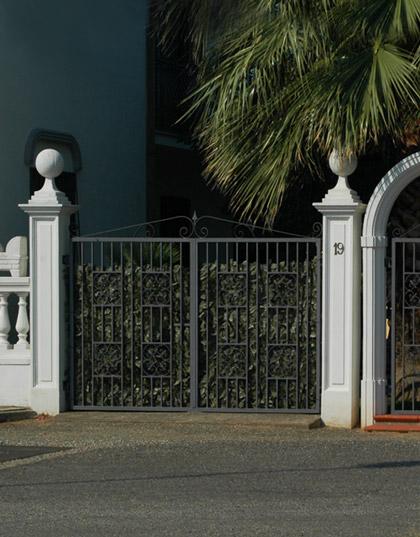 colonne per cancello e recinzioni