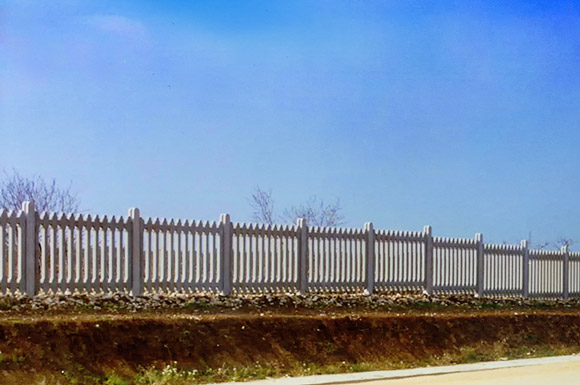 recinzioni in cemento prefabbricate
